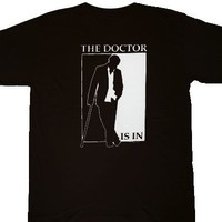 Fox House M.D. The Doctor Is In Silhouette T-shirt  - House -   TV Store Online