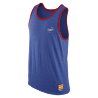 Nike Cooperstown Tri-Blend (MLB Dodgers) Men's Tank Top