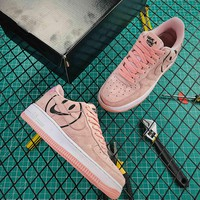 Nike Air Force 1 Gs Have A Nike Day Pink Af1 Low Fashion Shoes - Best Online Sale