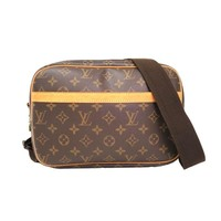 Pre-owned Louis Vuitton Reporter Shoulder Bag