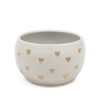 Large Hearts Bowl