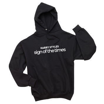 "Harry Styles ""Harry Styles Sign of the Times"" Unisex Adult Hoodie Sweatshirt"