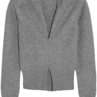 J.W.Anderson Pleated boiled wool sweater – 65% at THE OUTNET.COM