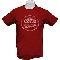 Coors Rodeo Mens Tee