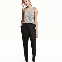 H&M Jersey Pants Loose fit $17.99