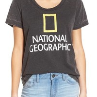 Chaser 'National Geographic' Graphic Tee   Nordstrom