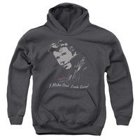 Happy Days - Cool Fonz Youth Pull Over Hoodie