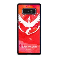 TEAM VALOR POKEMON GO Samsung Galaxy Note 8 Case Cover