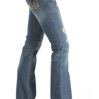 Southern Thread Women's Emerson Low Rise Slim Fit Boot Cut Jeans (Closeout)