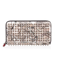Panettone Wallet Black Patent Leather