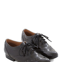 ModCloth Menswear Inspired How About Dapper? Flat