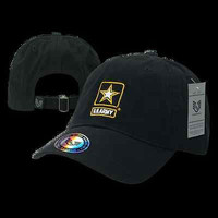 United States Army Star Military Baseball Cap Ball Hat- Lieutenant Collection