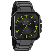 Nixon The Platform Watch All Black/Lum One Size For Men 20636517801