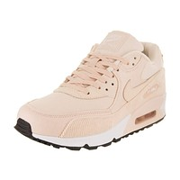 NIKE Women's Air Max 90 Leather Running Shoe