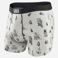 SAXX Vibe Mens Modern Fit Boxers   Boxers