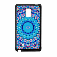 Flowers Sea Pattern Samsung Galaxy Note Edge Case