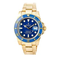 Rolex Submariner swiss-automatic mens Watch 116618 (Certified Pre-owned)