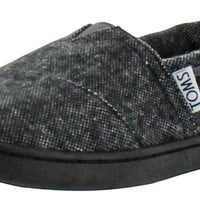 Toms Stitchout Big Kids Boys Slip On Sneakers Shoes