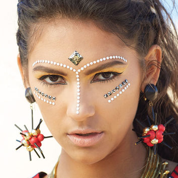 Earth - Face Rocks - Tribal Collection