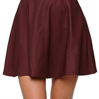 Nollie Leader Of The Pack Skirt at PacSun.com