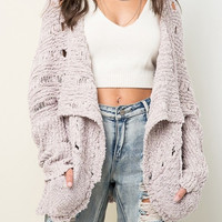Bolero Knit Sweater