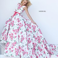 Sherri Hill 50484 Prom Dress