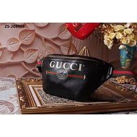 GUCCI 2018 NEW STYLE LEATHER COCOCAPITAN WAIST PACK BAG CROSS  BODY BAG