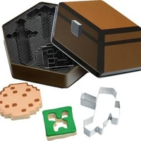 Minecraft - Cookie Cutters - Pop Culture - Home & Gifts