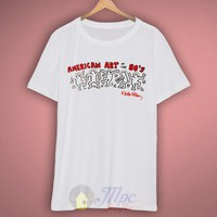 American Art Keith Haring T Shirt – Mpcteehouse.com