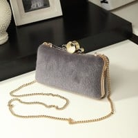 Korean Mini Bags Chain Shoulder Bags [6581199623]