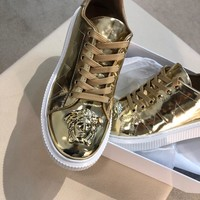 2020 New Versace Men'S Fashion Chain Reaction Sneakers Sport Shoes Runnin shoe for men BEST Quality