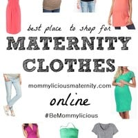 Top Trending Maternity Clothes - MommyliciousMaternity   Mommylicious Maternity