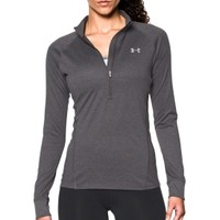 Under Armour Women's Tech Half Zip Long Sleeve Shirt | DICK'S Sporting Goods