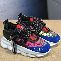 Versace Chain Reaction Sneakers-1