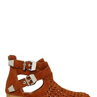 Jeffrey Campbell Everly Cutout Boot - Woven