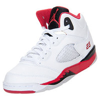 Boys' Preschool Air Jordan 5 Retro Basketball Shoes