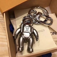 LV Louis Vuitton New Fashionable Men's Astronaut Keychain