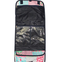 Simply Southern Travel Toiletry Bag - Stitch Pattern