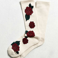 Rose Sport Sock - Urban Outfitters