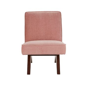 Pink Square Back Cocktail Chair | Andrew Martin Matilda