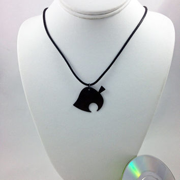 Animal Crossing Villager Super Smash Bros Emblem Pendant Necklace *ON SALE*