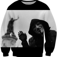 Purge Crew Neck Sweater