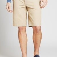 Washed Chino Short - Khaki - 11 in