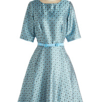 Out and Turnabout Dress | Mod Retro Vintage Dresses | ModCloth.com