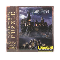 Harry Potter Hogwarts 550 Piece Collectors Puzzle Hot Topic Exclusive Pre-Release
