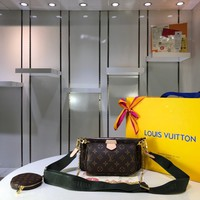 Kuyou Gb29107 Lv Louis Vuitton Crossbody Bag Shoulder Bag