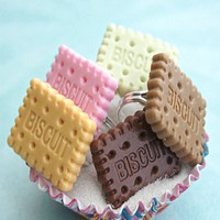 Biscuit Cookie Ring