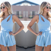 Ambica Cut-Out Romper