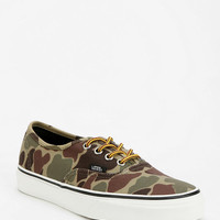 Urban Outfitters - Vans Authentic Camo Sneaker