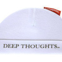Deep Thoughts beanie hat